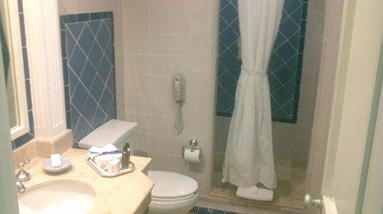 Pueblo Bonito Emerald Bay : Secondary bathroom