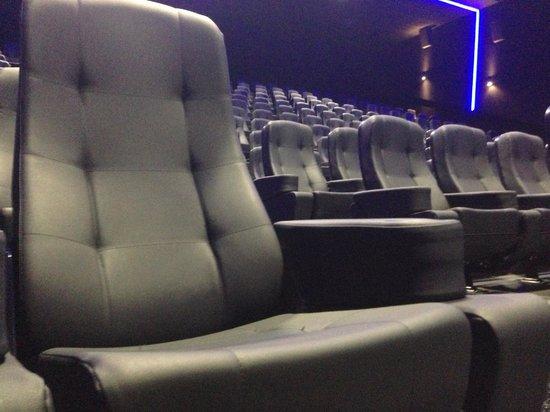 Brunswick Moviebowl: Comfy VIP seats