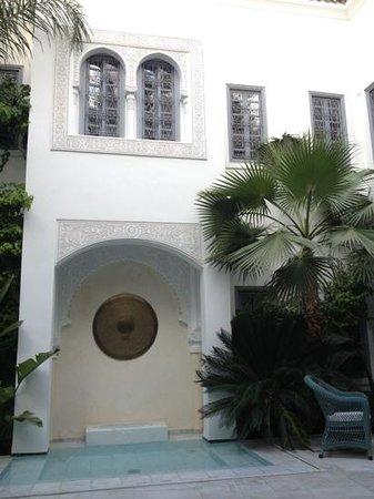 Riad Idra: splendide le patio