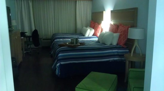 Hotel Indigo Raleigh Durham Airport at RTP: Double bed room