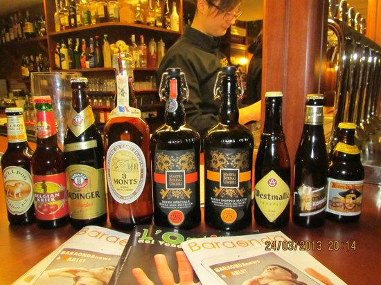 Risto pub 83: beer