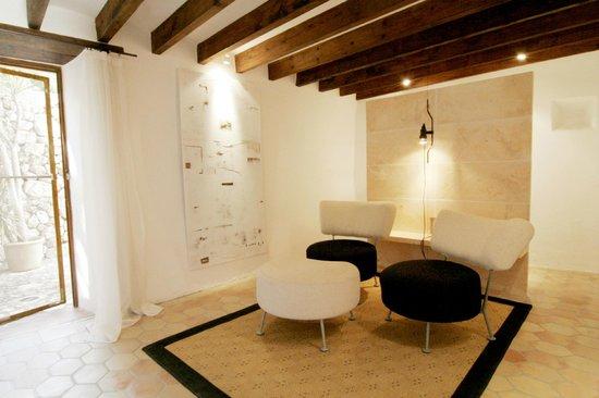 Refugio Son Pons : Suite Patio