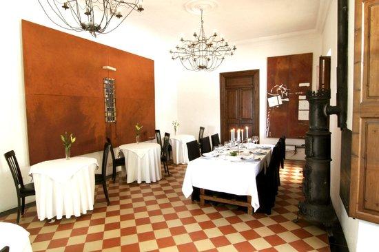 Refugio Son Pons: Frühstückssalon