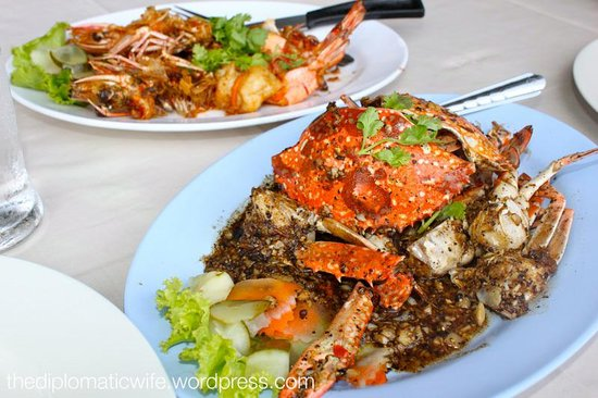 Phongphang Sea Food