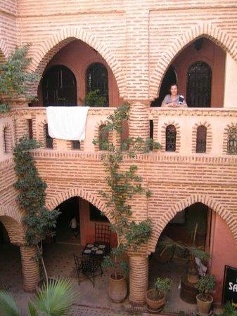 Hotel Salsabil: Ombre et lumière