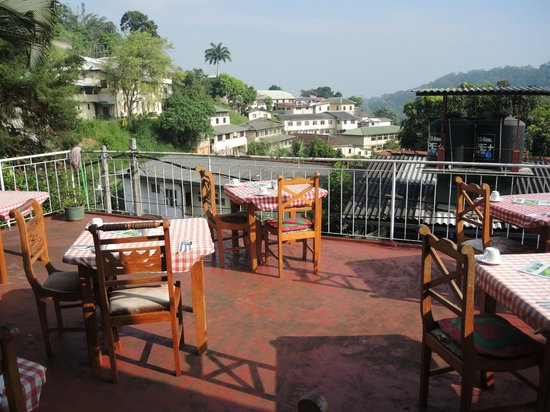 Lakshmi Guest House: Terrace
