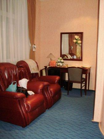 Victoria Hotel : Номер
