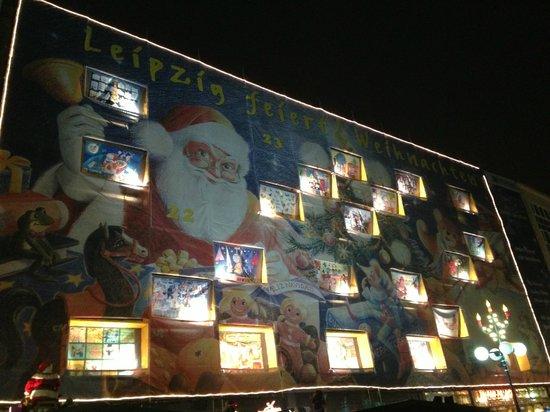 The Westin Leipzig: Leipzig im Dezember