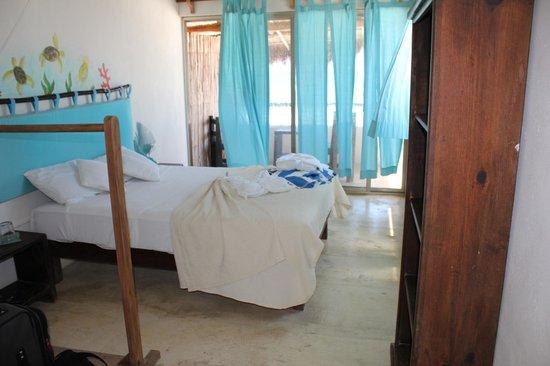 Hotel Playa Kin Ha: Room 3 Ocean view