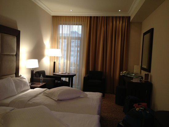 Hotel National: Room view