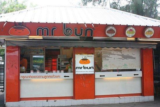 Mr Bun