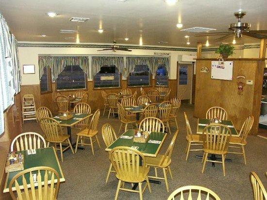 Hays Street Cafe: Dining Room