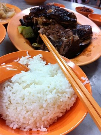 Tai Dong Teochew Braised Duck Rice