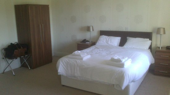 Best Western Exeter Lord Haldon Country Hotel: Bedroom