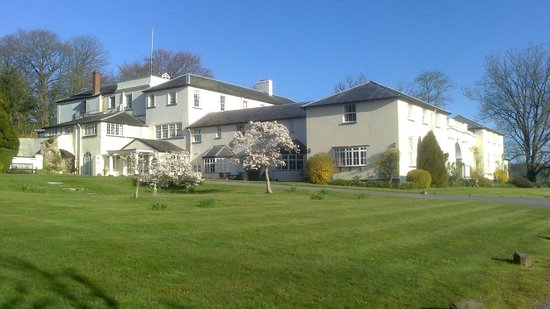 Best Western Exeter Lord Haldon Country Hotel: Hotel and Grounds