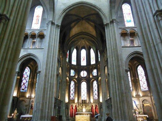 Notre-Dame de Dijon : Intérieur