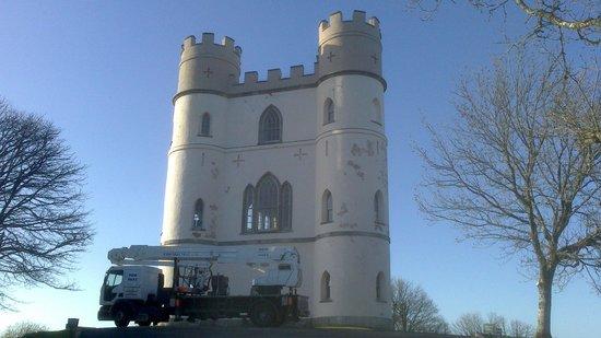 Haldon Belvedere (Lawrence Castle): Haldon  Belvedere Tower