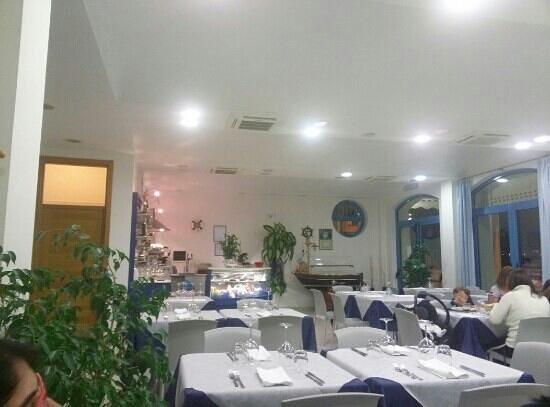 Stella del Mare: Il ristorante