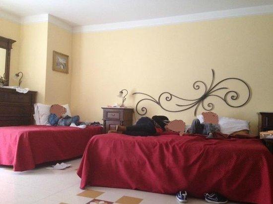 Casa Manzella: Quadruple room