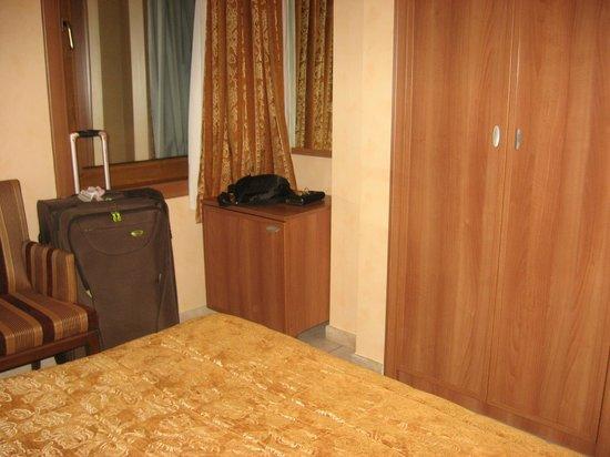 Zeynep Sultan Hotel: Habitación