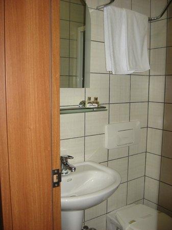 Zeynep Sultan Hotel: Baño