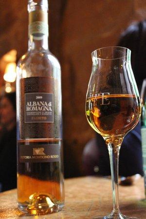 L'Enoteca: Le vin de dessert
