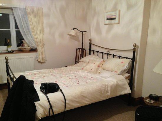 Hillview Farm Bed & Breakfast : Bedroom