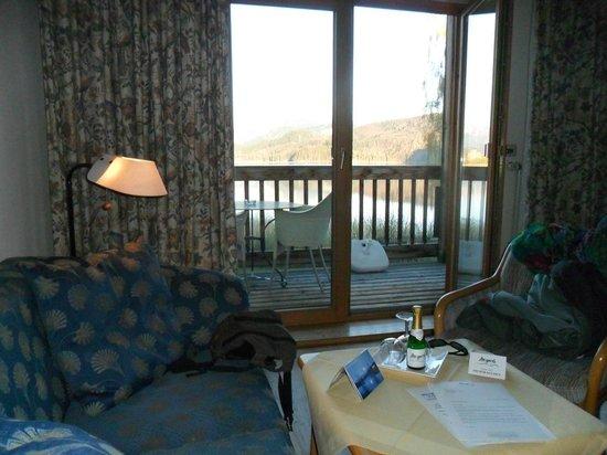 Appartement  Hotel Seespitz: Meravigliosa vista lago