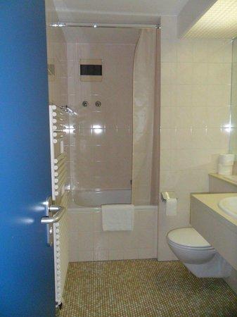 Appartement  Hotel Seespitz: Bagno ampio e pulito