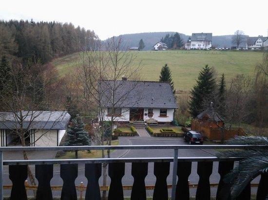 Landhotel Grimmeblick: mooi uitzicht