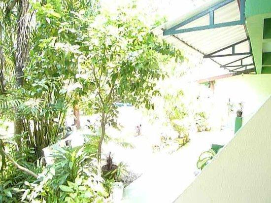 Kasemsuk Guesthouse: Nice setting