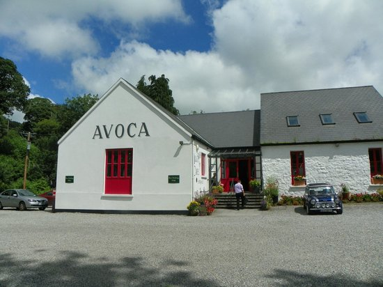 Avoca, Ierland: Curio shop