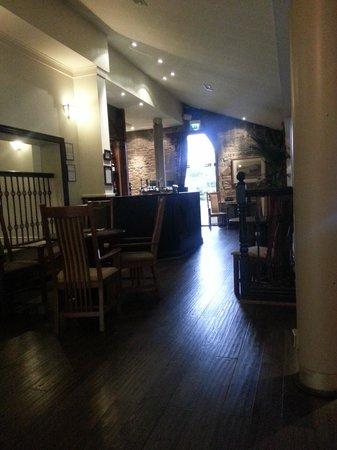 Mercure Blackburn Dunkenhalgh Hotel & Spa: Main bar area