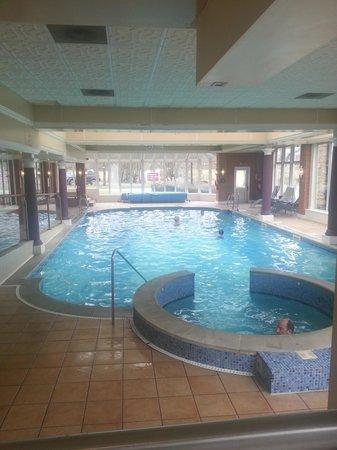 Mercure Blackburn Dunkenhalgh Hotel & Spa: Pool