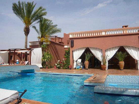 Villa Tata Marie : piscine