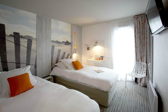 Best Western Plus Karitza : Chambre Twin Confort