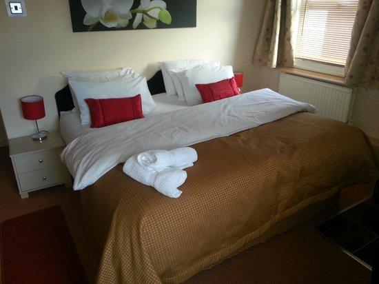 Aparthotel Blackpool : Bed
