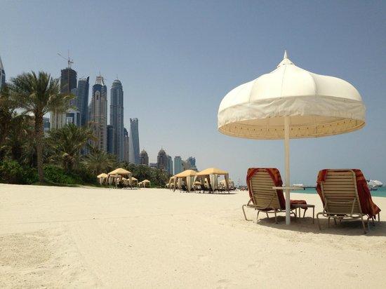 Arabian Court at One&Only Royal Mirage Dubai : spiaggia