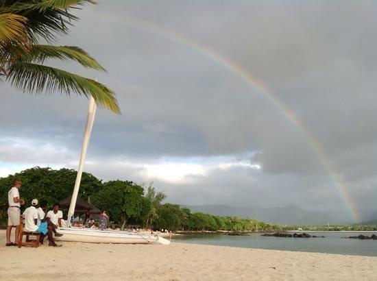 Sands Suites Resort & Spa: Micro climat sur le Sands