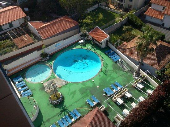 Hotel Gorgulho: vue de la chambre