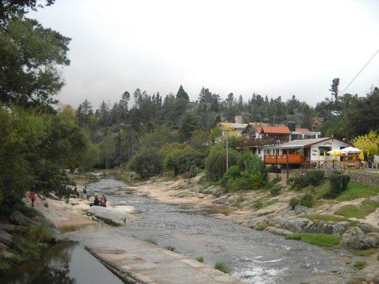 Río Subterráneo de la Cumbrecita: arroyo