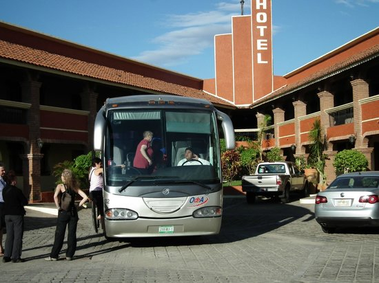 Guiexhoba Hotel : Si parte