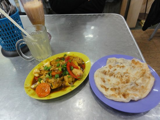 Sri Brinchang : Perfect curry (not too spicy!)