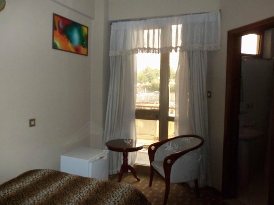 Hotel de Leopol International: balcony