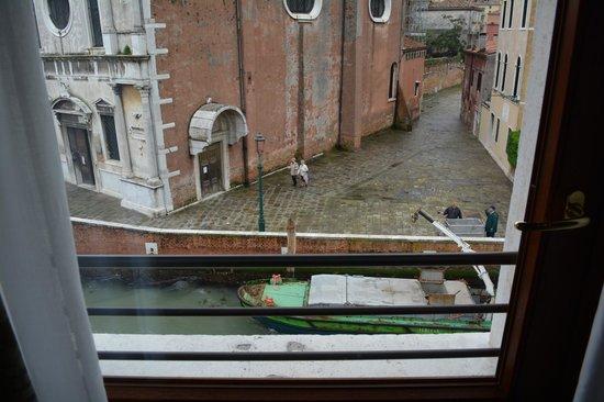 San Sebastiano Garden Hotel : Canal View