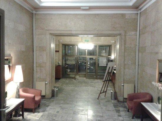 Rzymski Hotel: Lobby