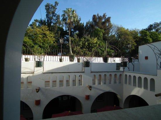 Hotel Casa Conzatti: Vista verso i giardini