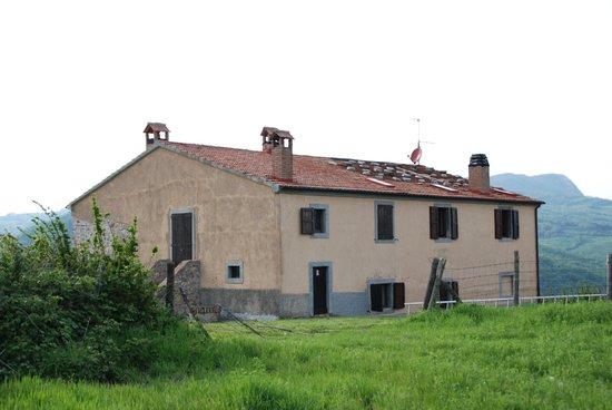 Tenuta Cortevecchia: Casa Cerro