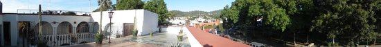 Hotel Casa Conzatti: Panoramica