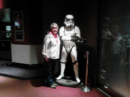 Barton's Club 93 Casino: Birthday weekend at Barton's-Stormtrooper pic